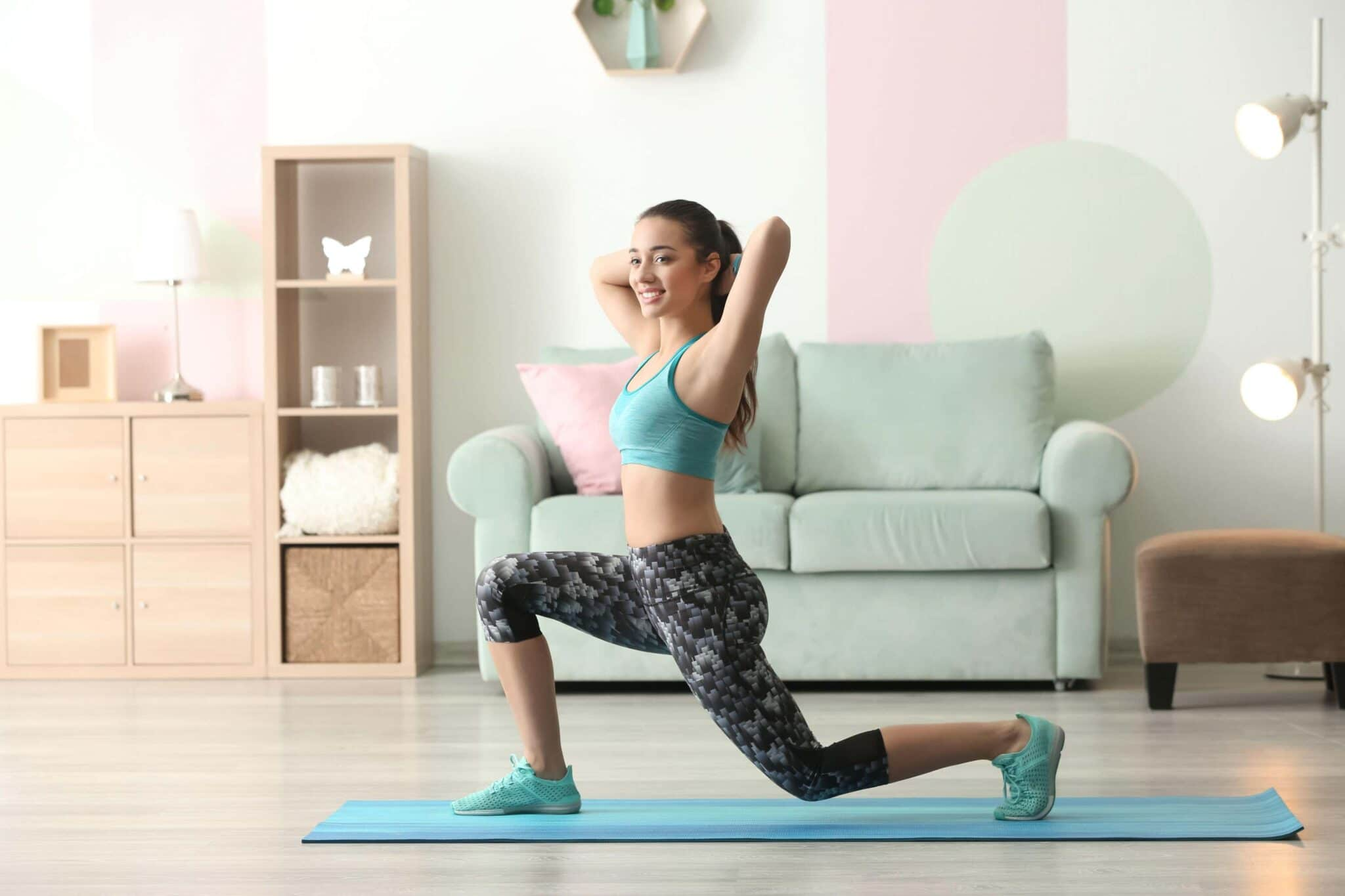Easy Exercises To Do At Home