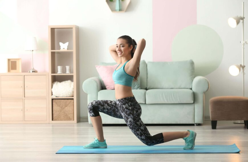 4 Easy Exercises To Do At Home While The Kettle Is Boiling