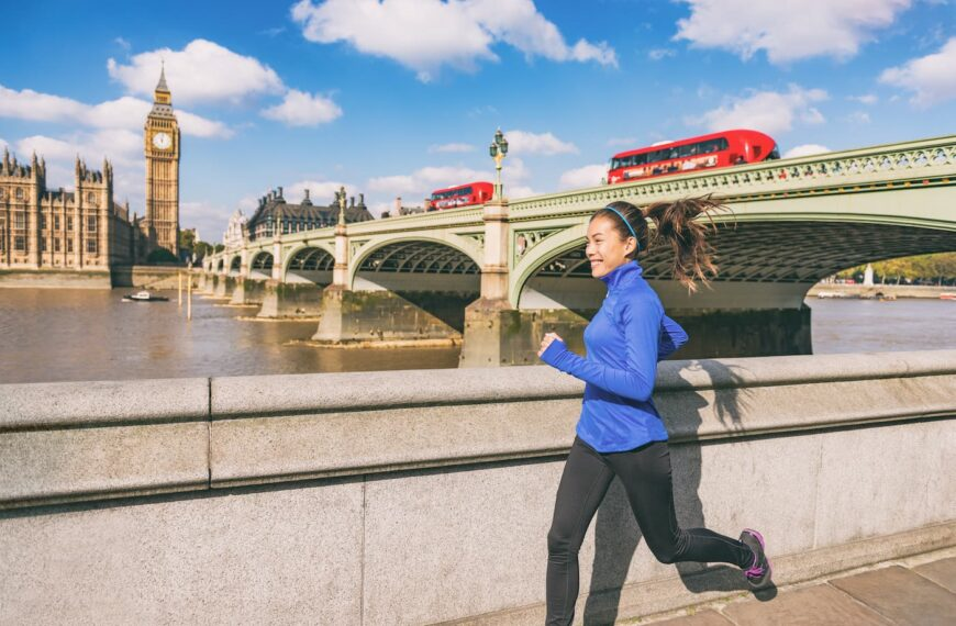 The Fittest Areas In The UK To Live