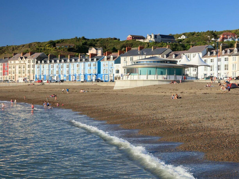 Aberstwyth credit Visit Wales