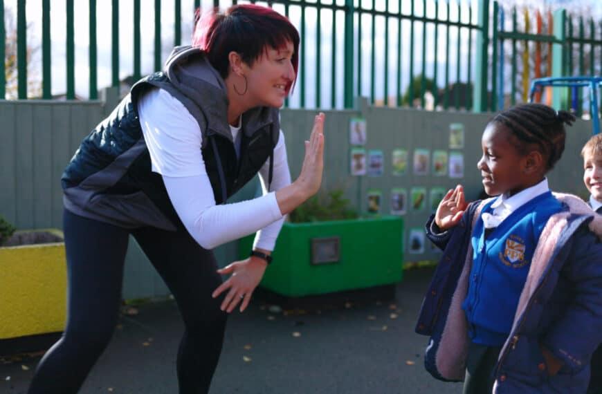 ukactive Kids and Nike Launch Active School Hero Award Across England