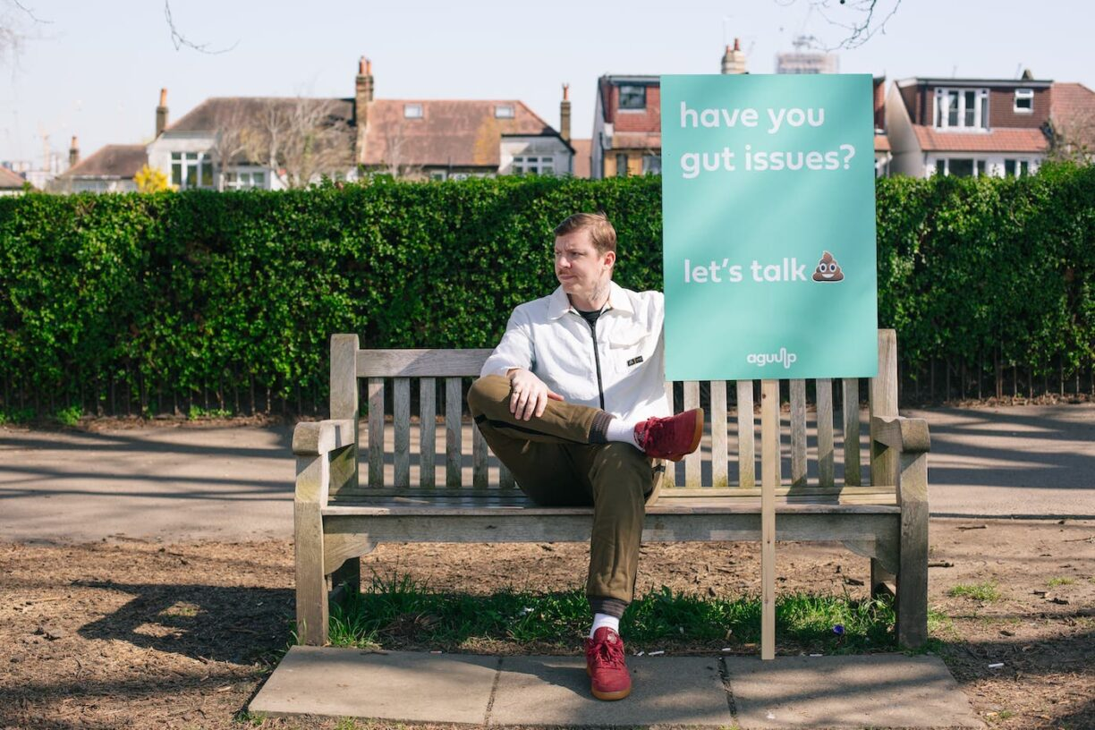 Professor Green Launches Gut Health Awareness Campaign