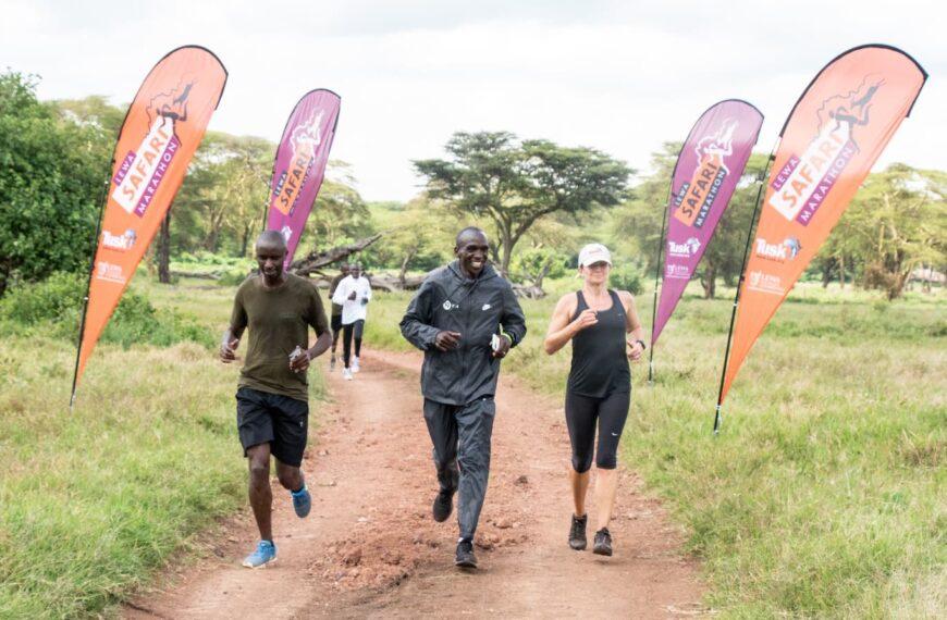 The Virtual Lewa Safari Marathon Is Back
