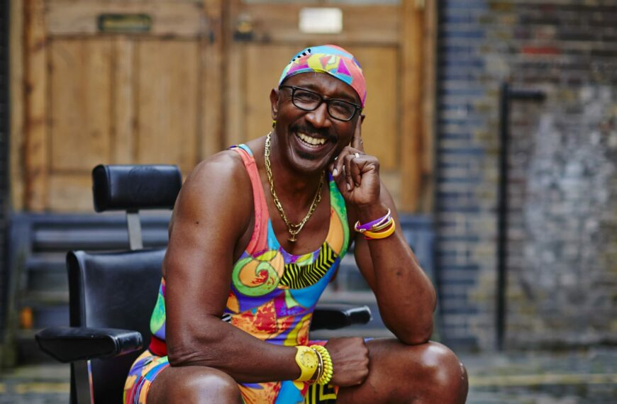 Mr Motivator Launches Online Motivation Club