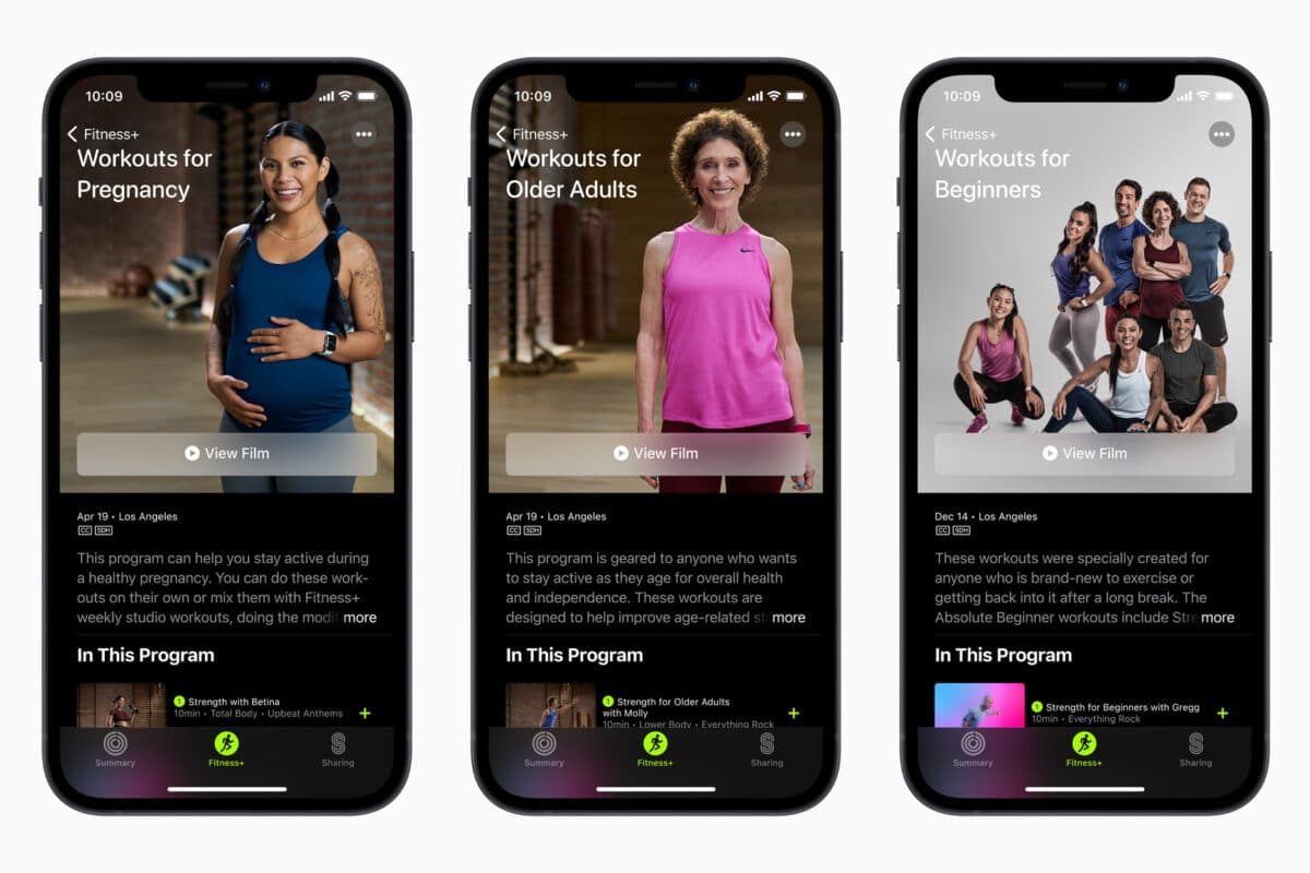 Apple Fitness+ Introduces New Workouts, Trainers, And Time To Walk Guest