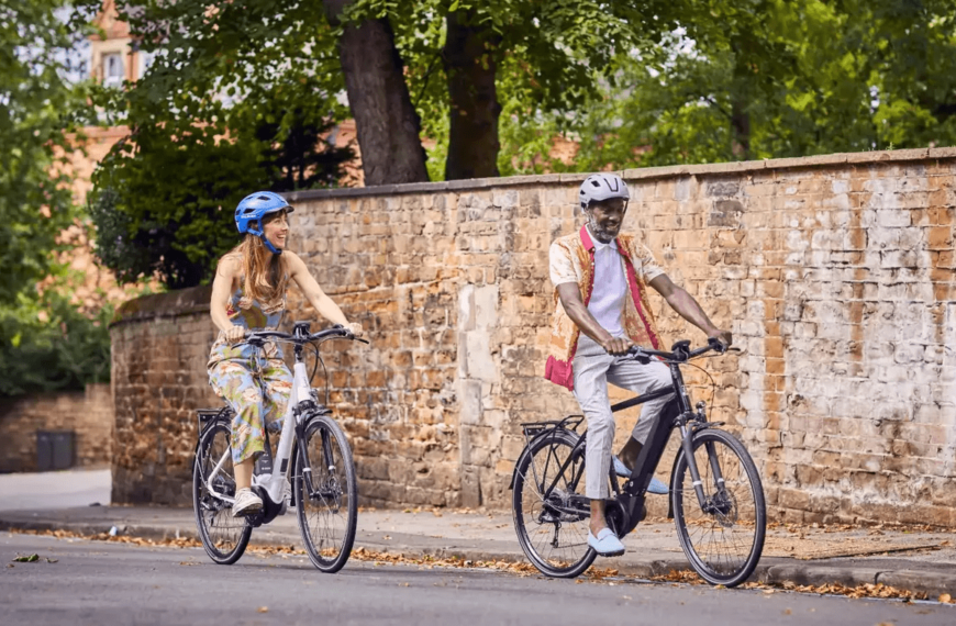 The Best Cycle Staycation Destinations In The UK