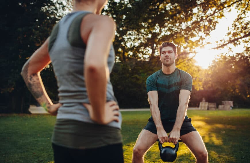 4 Steps to Finally Achieve Your Fitness Goals