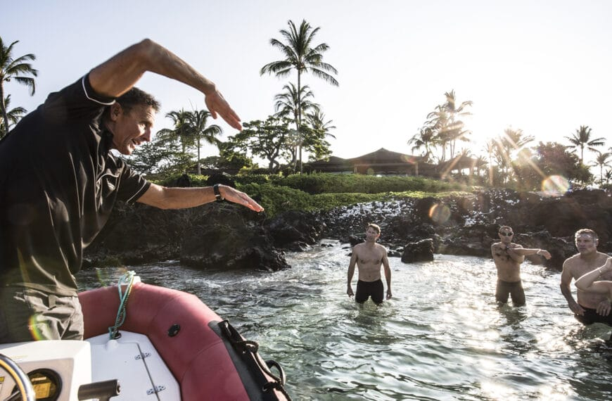 Four Seasons Hualalai Welcomes Six-Time Ironman Champion Dave Scott For Three Dynamic Training Experiences