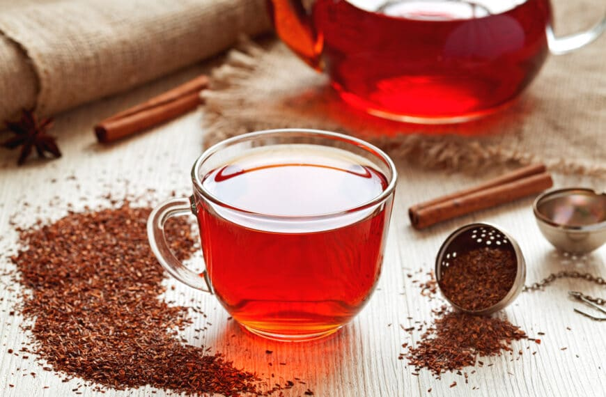 Bored Of Builder's Tea? Try These Herbal Alternatives Instead
