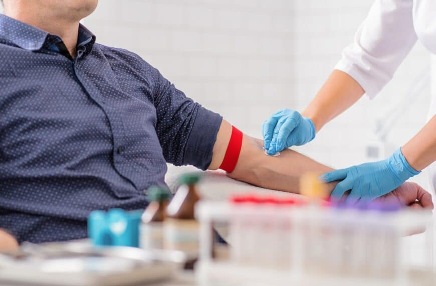 Everything You Ever Wanted To Know About Giving Blood