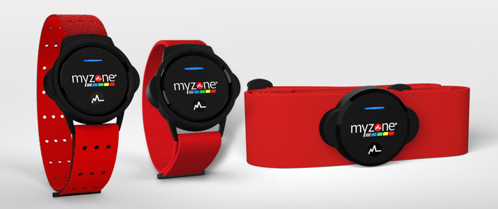 myzone heart rate monitor