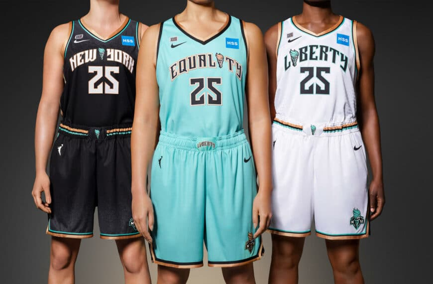 Nike Introduce the WNBA's 2021 Uniform Editions and Apparel Collection