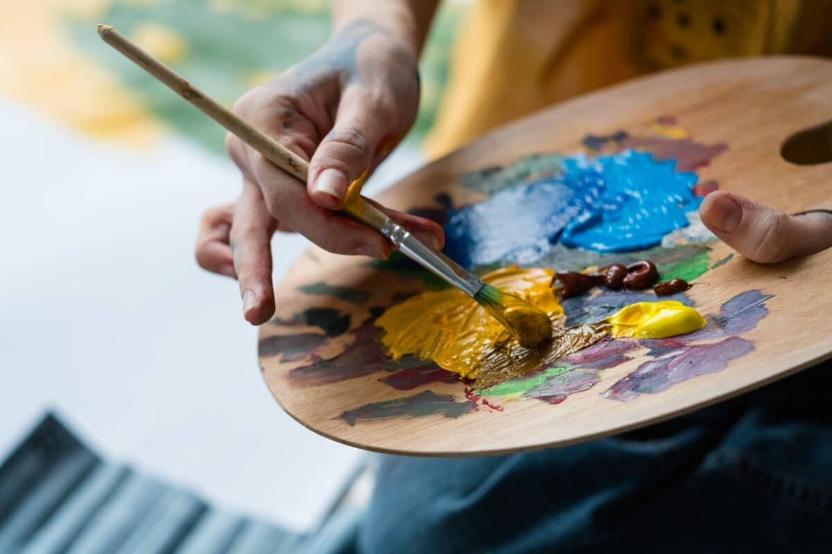 Calming Hobbies To Do At Home