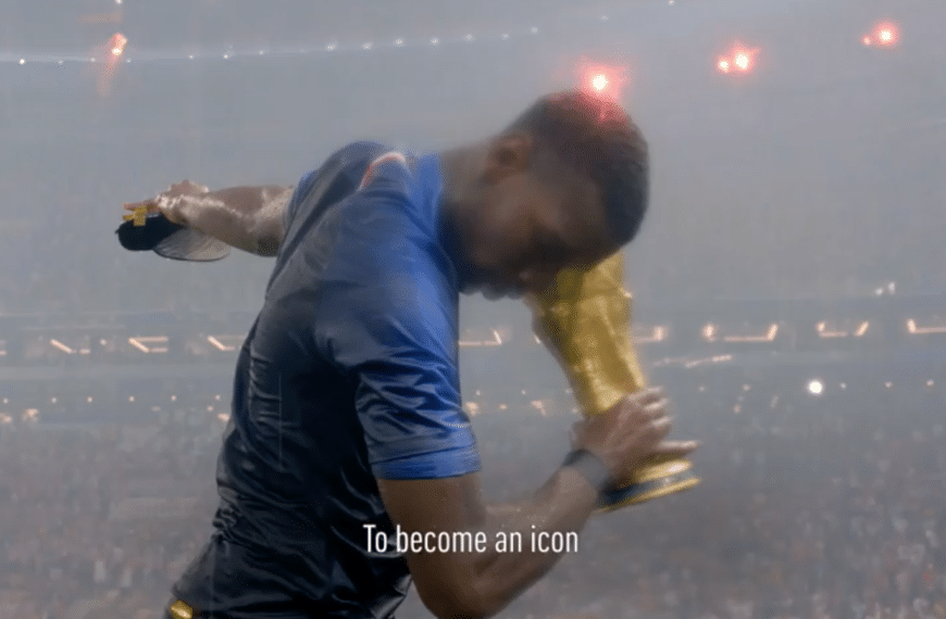 'Impossible Is Nothing'- Adidas Are Inspiring The World To See The Possibilities