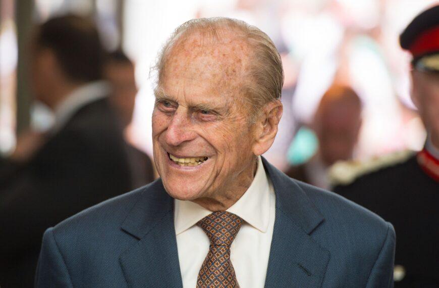 The Duke Of Edinburgh's Secret To A Long Life