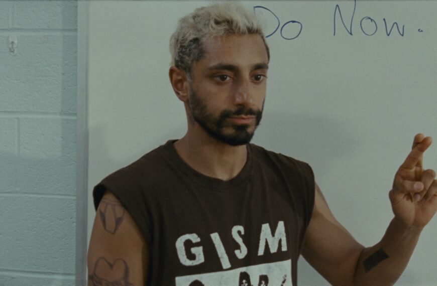 Riz Ahmed On The Making Of Sound Of Metal