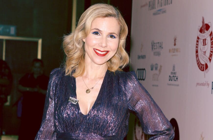 Sally Phillips: We're Allowed To Make Mistakes