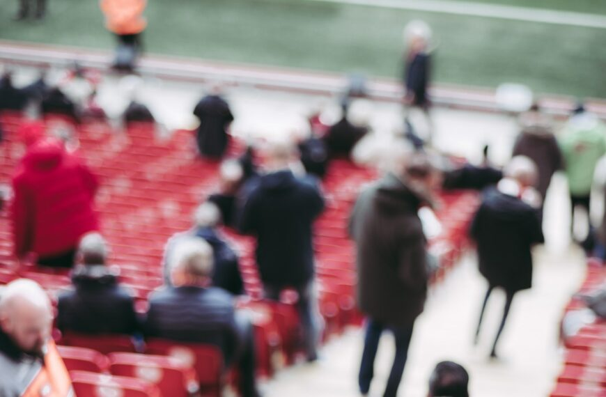Sports Events Survey Finds 97% Of Fans Will Return Back To Sports