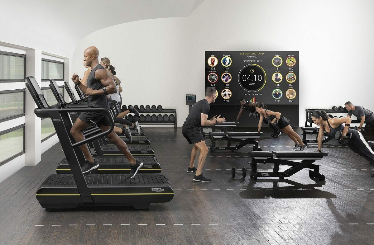 Official Supplier Of The Tokyo Olympic Games, Technogym will Provide 25 Training Centres With Over 1500 Pieces Of Equipment