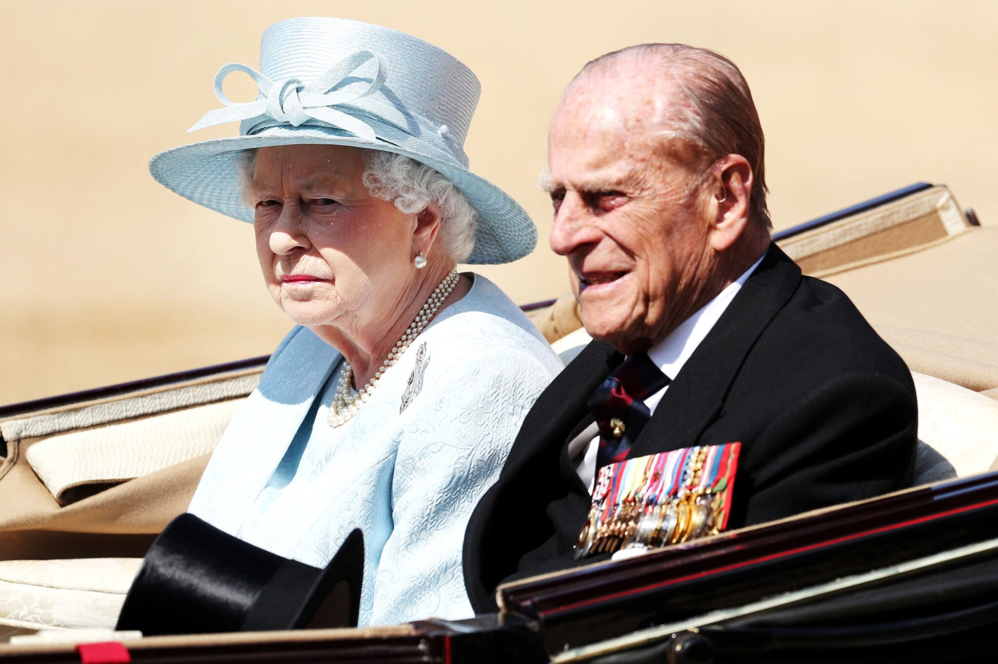 The Queen Turns 95
