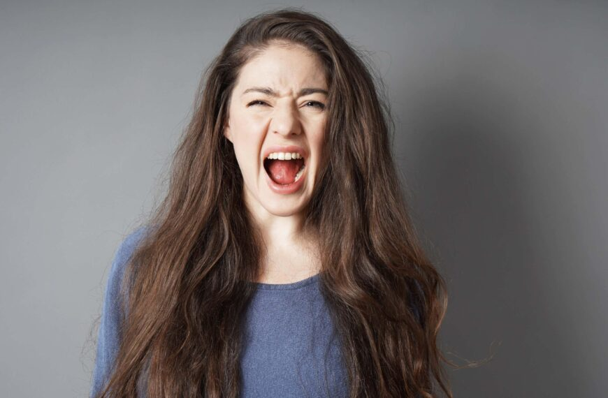 What Is Scream Therapy And Could It Help You To Beat Stress And Anxiety?