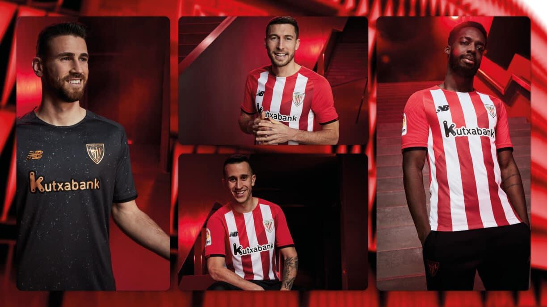 2021/22 Athletic Club Bilbao Home Kit