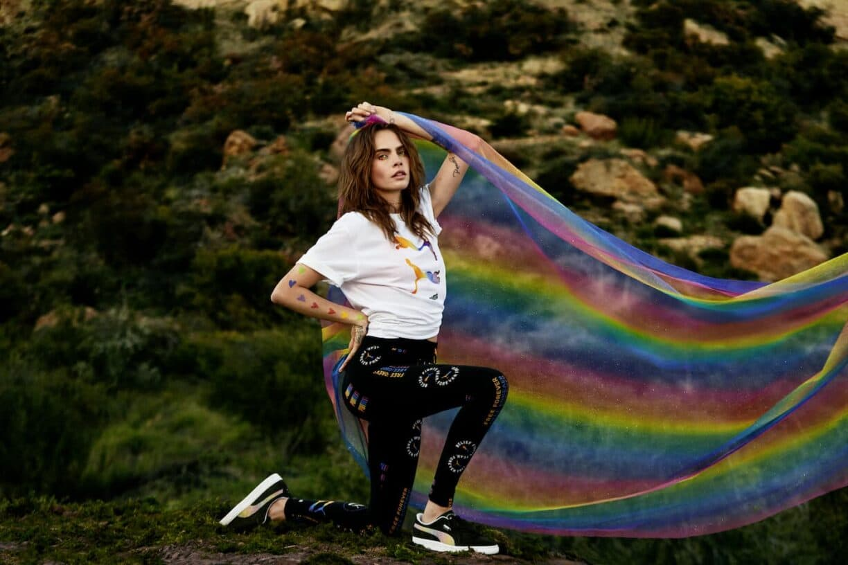 Cara Delevingne Celebrates Pride Month With New Collection 00009