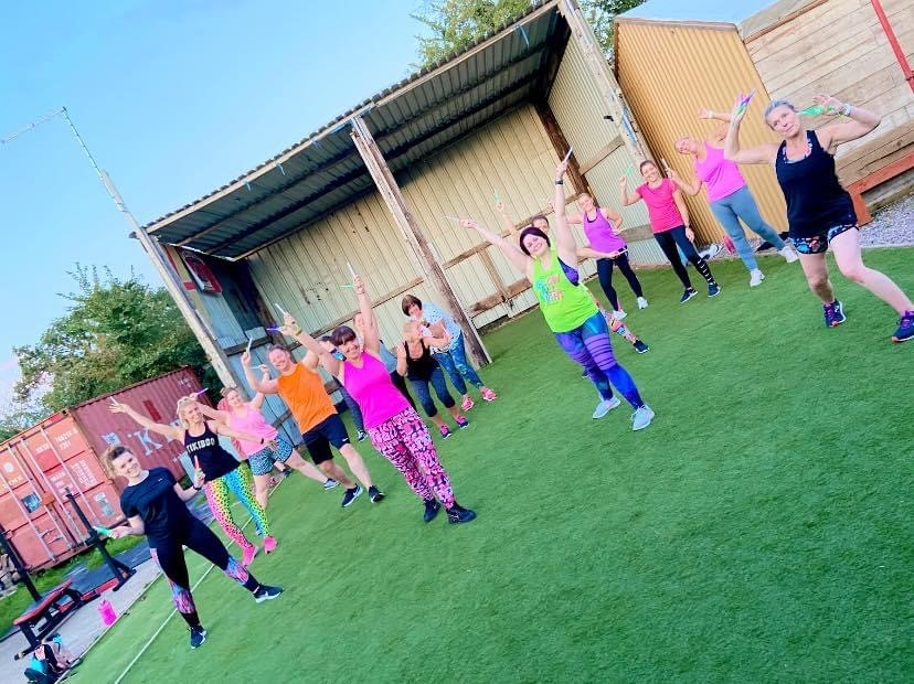 Clubbercise Nantwich Outdoors