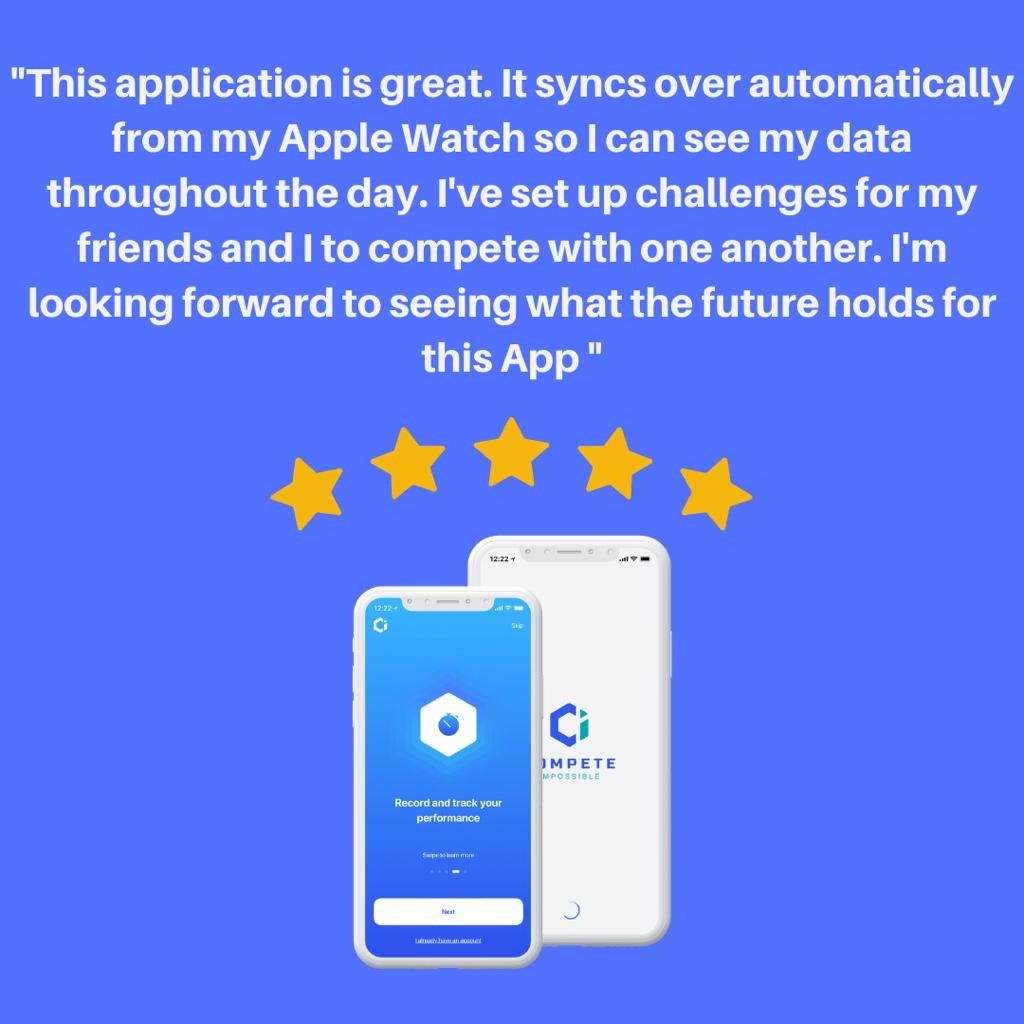 Compete Impossible App Review