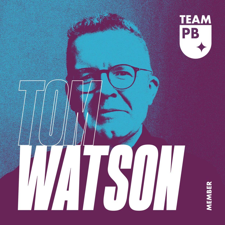 DL TeamPB Social 1080x1080px Member TomWatson Blue