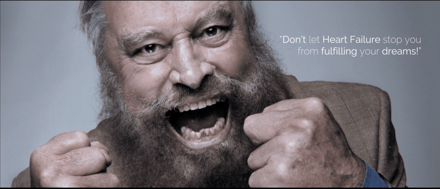 Brian Blessed Gives Impassioned Plea For Support