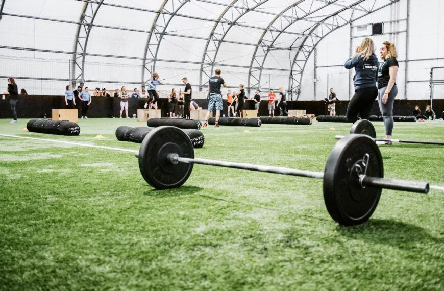 'Think Fit, Feel Fit and Eat Fit' with Laura Biceps and Cory Wharton-Malcolm At FitFest Oxford 2021