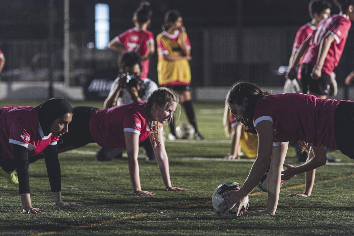 Women's Football In The Middle East