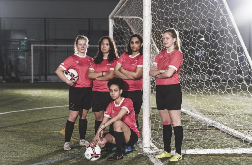 How Covid Hit Women's Football In The Middle East