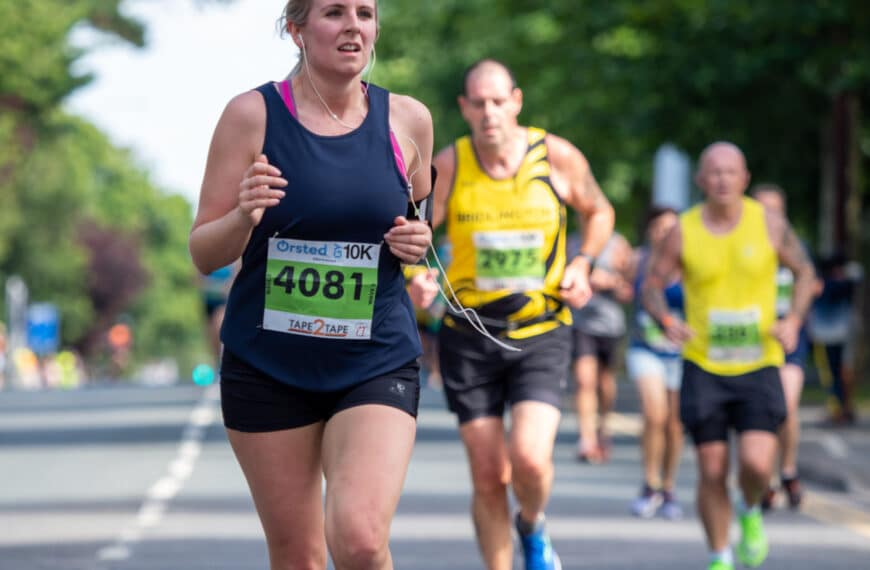 Top Tips And Training Plan For Ørsted Great Grimsby 10k Runners