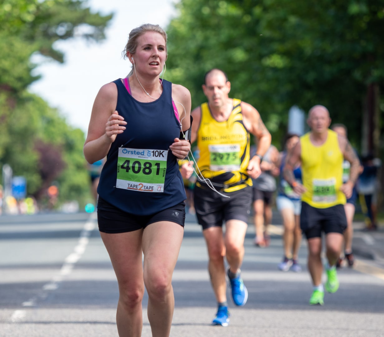 Ørsted Great Grimsby 10k Runners