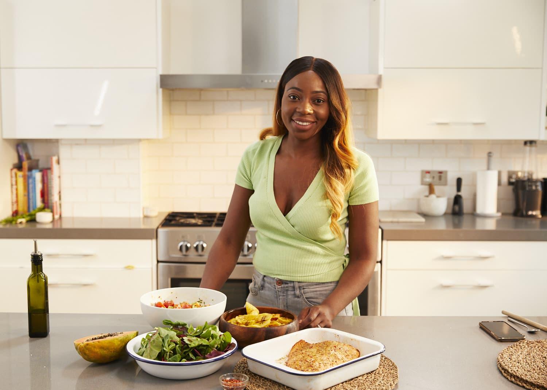 Nancy Odogwu of Fit Soul Kitchen