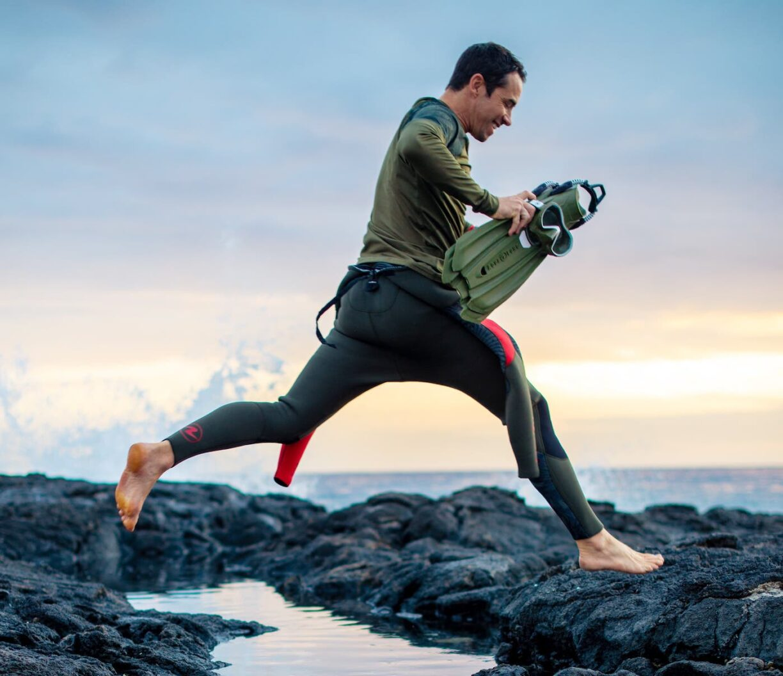 aqualung xscape wetsuit