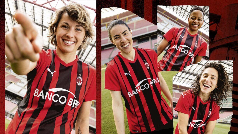 AC Milan Home Kit 2021/22