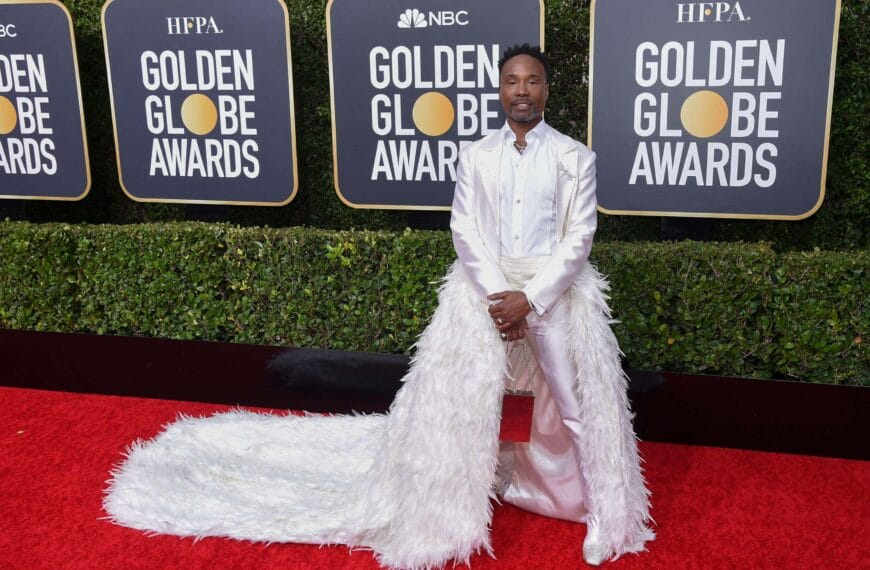 Billy Porter Opens Up About Living With HIV
