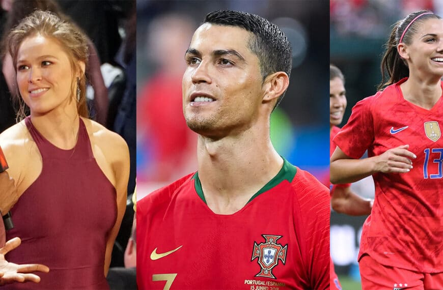 The Worlds Most Popular Sports Stars In 2021 Revealed