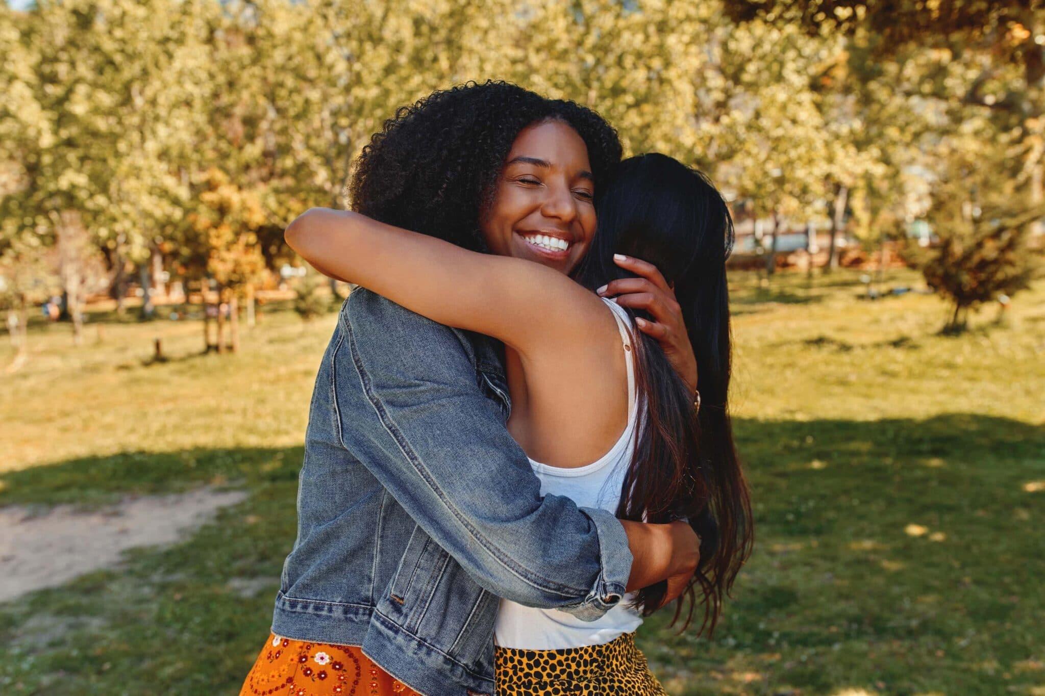 Benefits Of Hugging