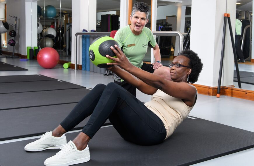 David Lloyd Leisure Renews Search For More Older Fitness Trainers