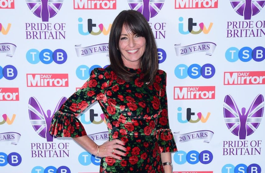 Why Davina McCall At 53 Is So Much Fitter Than In Her 20s