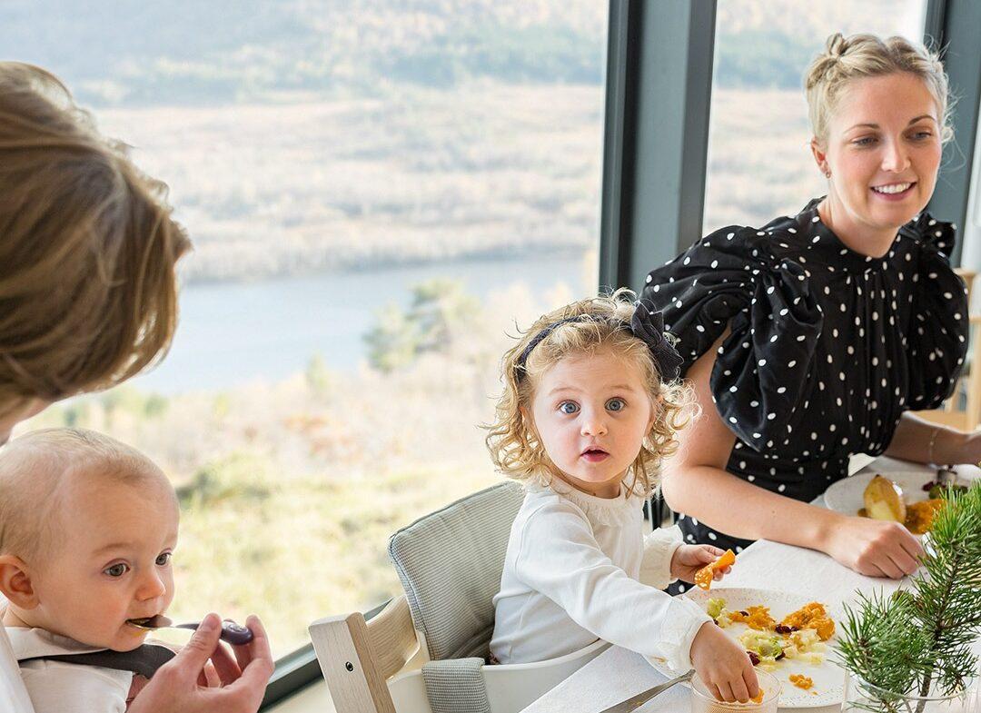 family enjoying mealtime e1621333494900