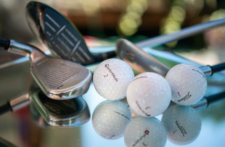 How To Clean Your Golf Equipment The Right Way
