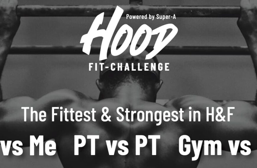 Is Your Hood – The UK's Fittest?