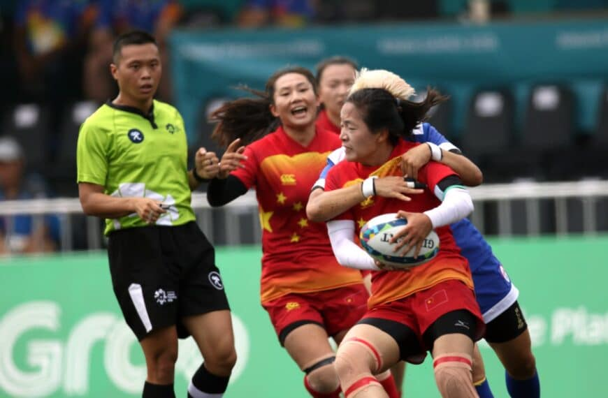 Pools Confirmed For Rugby Sevens Final Olympic Qualification Event