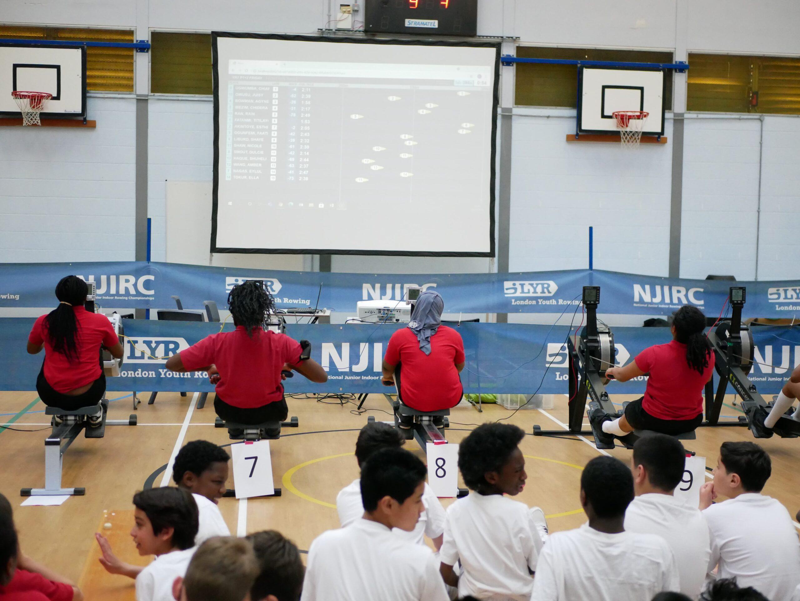 2021 National Junior Indoor Rowing Championship