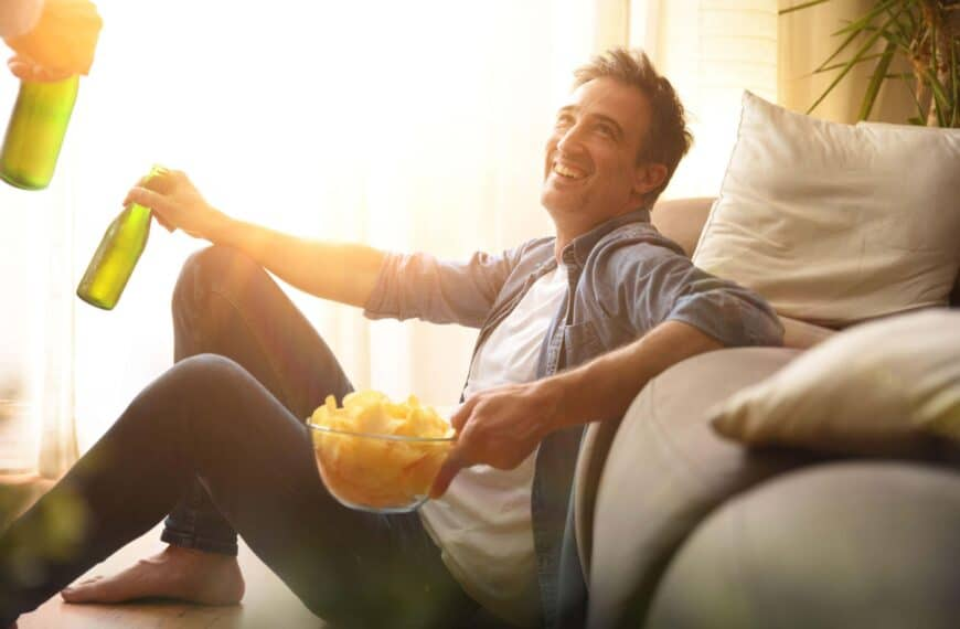 Does Health And Happiness Dip In Your 40s? These 7 Simple Changes Could Make A Big Difference